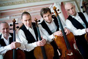 PRO ARTE RASTRELLI CELLO QUARTET